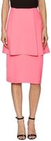Susana Monaco Noemie Peplum Skirt