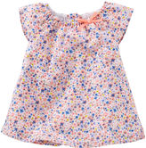 Osh Kosh Oshkosh Baby Bgosh Flutter-Sleeve Babydoll Top - Baby Girls newborn-24m