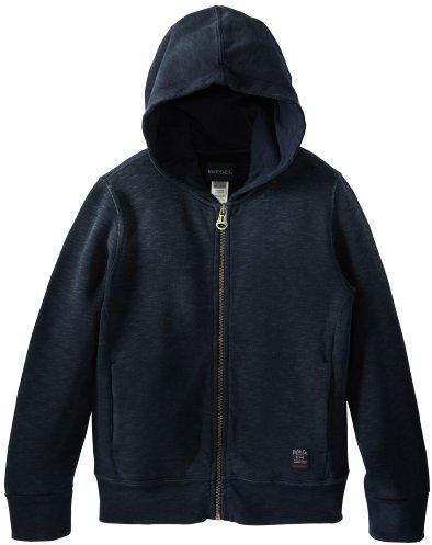 Diesel Boys 8-20 Swarry Slub-Fleece Zip Hoodie Sweatshirt