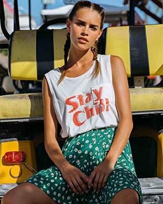 Billabong Women's Stay Chil Muscle T-Shirt