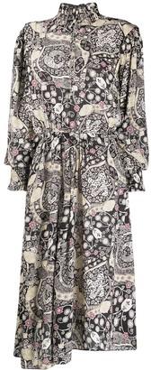 Etoile Isabel Marant Cescott floral-print dress
