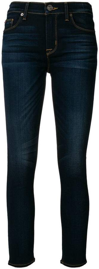 Hudson skinny-fit jeans