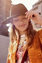 Urban Outfitters Georgia Wide Brim Rancher Hat