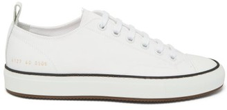 Common Projects Tournament Canvas Trainers - White