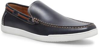 Steve Madden Revenge Leather Slip-On Sneaker