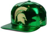 Zephyr Michigan State Spartans Gridiron Snapback Cap