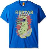 Nickelodeon Men's Reptar Cereal T-Shirt