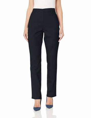 Gloria Vanderbilt Women's Amanda Polished Trouser Pant
