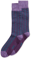 Alfani Men's Geodesic Grid Socks, Only at Macy's