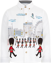Monsoon Lonny London Applique Shirt