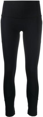 Giada Benincasa Rear-Logo Leggings