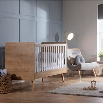 Silver Cross West Port Cot Bed