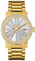 Wittnauer Analog Goldtone Adele Bracelet Watch