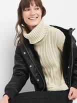 Gap Bell sleeve turtleneck sweater