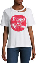 Freeze Thanks for Nothing Graphic T-Shirt- Junior