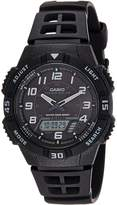 Casio Men's Core AQS800W-1BV Resin Quartz Watch