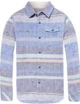 Scotch & Soda Block Striped Shirt | Regular fit