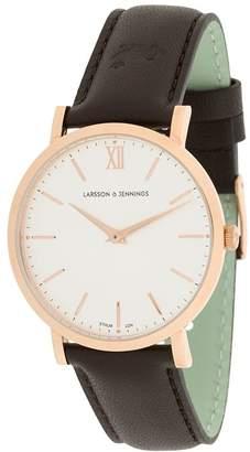 Larsson & Jennings LJXII round-face watch