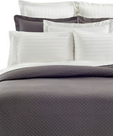 Charter Club Home Damask Quilted Three-Piece Coverlet Set