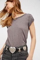 Streets Ahead All My Heart Belt by at Free People
