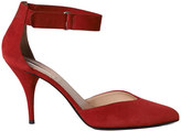 Rebecca Taylor Red D' Orsay Heel