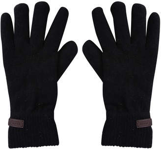 Barbour Gloves With Logo