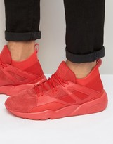 Puma Blaze of Glory Sock Sneakers In Red 36203803