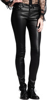 Saint Laurent Skinny Leather Pants