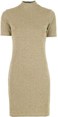 Nomia roll neck dress