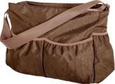 Trend Lab TREND LAB, LLC Crinkle Tote Diaper Bag - Brown