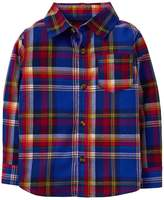 Crazy 8 Plaid Shirt