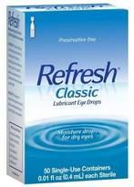 Refresh Classic, Lubricant Eye Drops