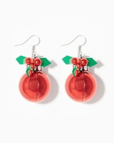 Charming charlie Bells & Holly Drop Earrings