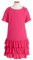 Kate Spade Girl's Tiered Dress