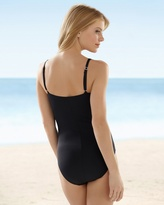 LaBlanca La Blanca French Dot One-Piece Swimsuit