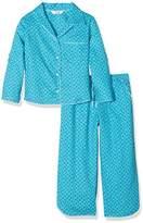 Cyberjammies Girl's Sea Breeze Pyjama Sets,8-9 Years