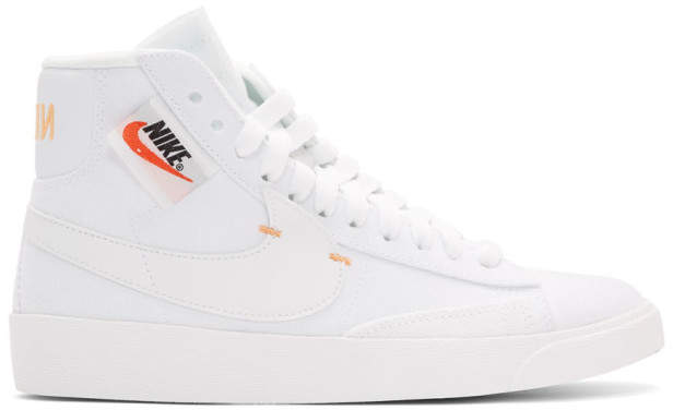 Womens Nike High Top Blazers ShopStyle