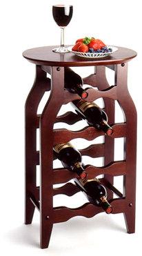 Winsome Woods Wine Rack