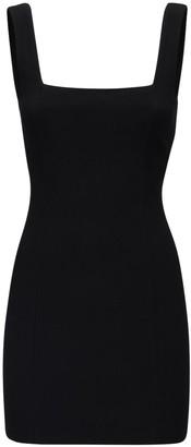 Bec & Bridge Sleeveless Crepe Mini Dress