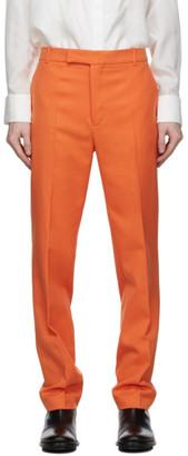 Palomo Spain Orange Ringo Trousers