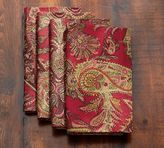 Pottery Barn Caroline Paisley Napkin, Set of 4