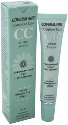 Covermark Soft Brown 0.51Oz Complete Care Cc Cream For Eyes Waterproof Spf 15