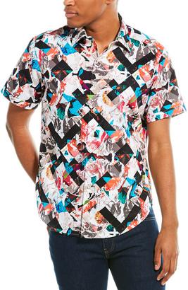 Robert Graham Mestor Classic Fit Woven Shirt
