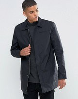 Solid Tailored & Originals Trench