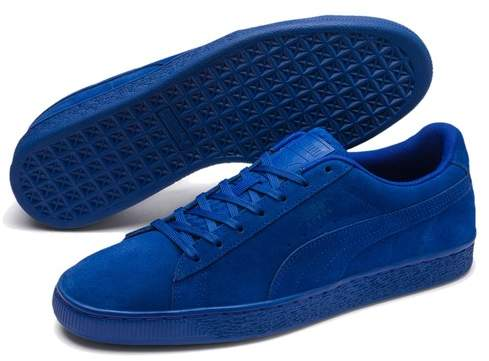 huge selection of 72abe 93cf5 Suede Classic Mono Sneakers