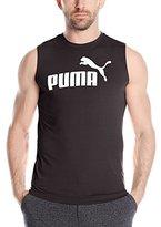 Puma Men's Essential No 1 Logo Sleeveless Tee