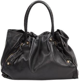 Sonia Rykiel Black Leather Handbags