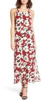 Soprano Women's Floral Print Maxi Dress