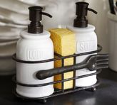 Pottery Barn Cucina Soap/Lotion Caddy