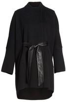 St. John Women's Wool, Angora & Cashmere Blend Jacket